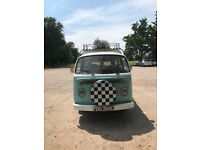 REDUCED- 1973 T2 VW Camper - Ready To Go Camping