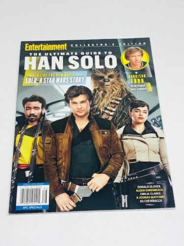 The Ultimate Guide To Han Solo ( Entertainment Weekly )