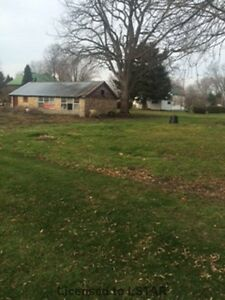 LARGE LOT ON THE QUIET STREET IN WALLECTOWN
