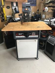 """Sears Craftsman 10"""" Radial Arm Saw - Cabinet Makers Series"""