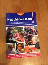 How Children Learn By Linda Pound - University Book