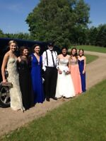 """Limousine Service for Wedding & Prom Orangeville area..!!"""