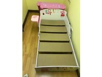Peppa Pig MDF Toddler Bed