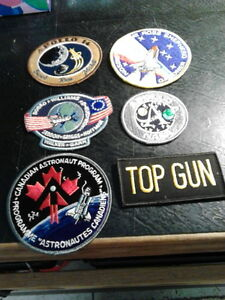 More Great Patches