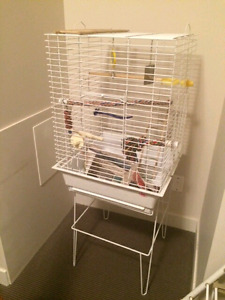 LARGE PARROT CAGE NEW- MOVING SALE