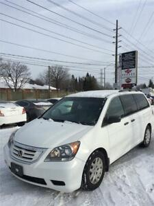 2009 Honda Odyssey LX!8PASS!LOW 168KMS!CLEAN!CERTIFIED!
