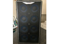 For Sale: Ashdown ABM 810 Bass Cab - COLLECTION ONLY