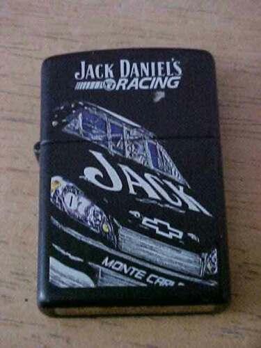 2007 Zippo Lighter NASCAR Racing Clint Bowyer #07 Jack Daniels Extreme