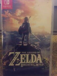 Nintendo Switch Game Trade