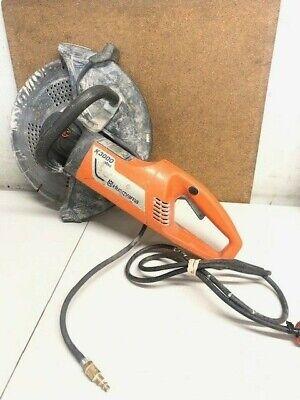 Husqvarna K3000 Wet 14 Inch Electric Concrete Cut Off Saw