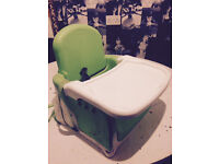 rocking horse / munchkins chair booster
