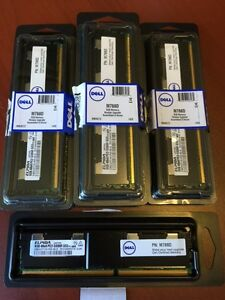 Mémoire Dell M788D 8GB(1x8GB) 667Mhz 4Rx4 PC2-5300F - NÉGOCIABLE West Island Greater Montréal image 1
