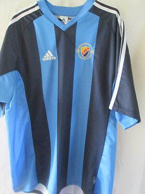 Djurgardens 2002-2003 Home Football Shirt Size XL /13358 image