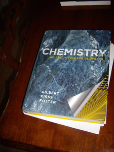 Chemistry Book Used At SMU For First Year Chemistry
