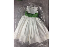 Flower girl dress age 2-3 - Hither Green