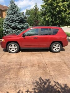 Used Jeep Compass 2008