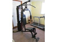 PRO POWER 50KG HOME GYM .