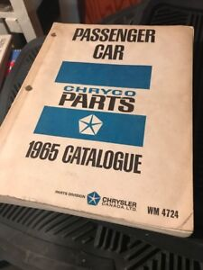 Various Dodge, Plymouth, Mopar & Fargo parts