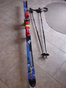 Good Condition Rossignol Skies