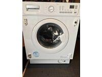 Integrated Electrolux washing machine