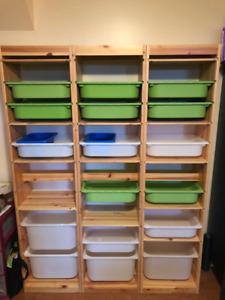 Ikea Kids tall storage