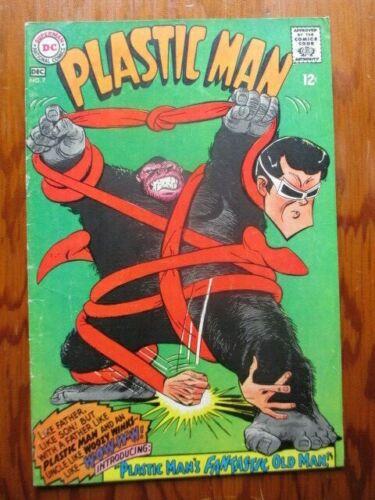 DC Comics   Plastic Man 7