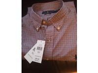 Original Ralph Lauren Check Shirt