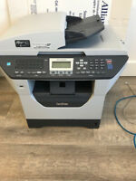 Brother Printer MFC-8480DN - with brand new toner (unopened)