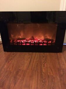 "Paramount 30"" Electric Fireplace"