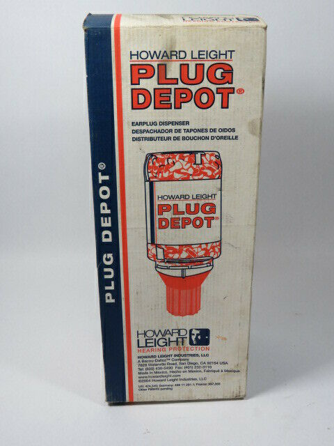 Howard Leight 450X Earplug Dispenser Refill Canister  NEW