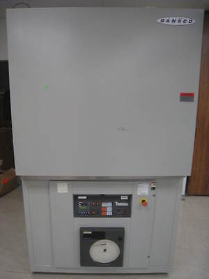 Ransco Fast Rate Cycling Oven w/ LN2 Low Press Injection Despatch Chamber 329130