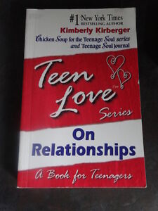 Chicken Soup for the Teenage Relationship (2 Books) Kitchener / Waterloo Kitchener Area image 3