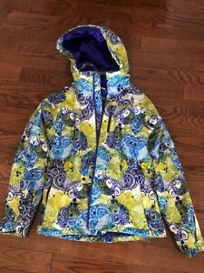 Womans North Face Hooded Jacket (Like NEW)!!!