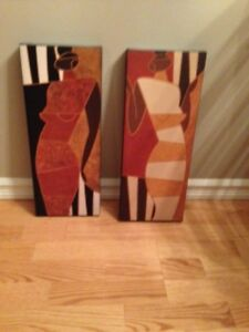 Contemporary Canvas Abstract Painting - PRICE NEGOTIABLE