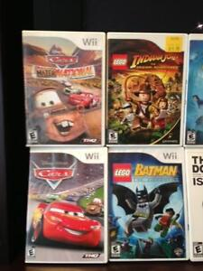 3 Wii Games Left For Sale - All working perfectly Kitchener / Waterloo Kitchener Area image 2