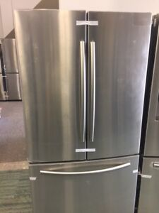 """SAMSUNG 36"""" FRENCH DOOR INT. ICE FRIDGE**NEW OUT THE BOX**"""