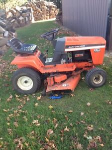Allis Chalmers Lawnmower