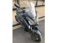 2014 Yamaha YP400-R X-MAX yp 400 r xmax in Black great condition