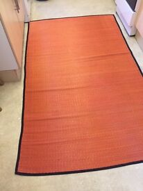 Straw Woven Carpet - Great Colour