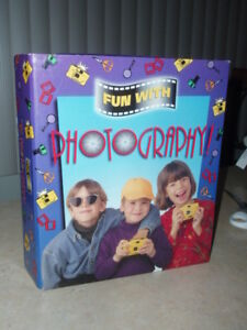 FIRST $25 ~ Fun With Photography  c1997 Paperback/Camera etc.