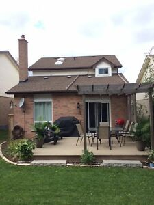 Renovated home, newly furnished room for rent, close to UW/WLU Kitchener / Waterloo Kitchener Area image 1