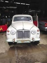 1960 Rover 3 Litre Sedan Coburg Moreland Area Preview