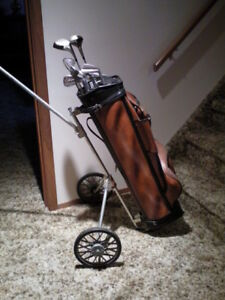 North Western Conquest Golf Clubs for sale