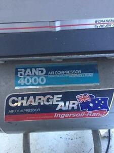 Air Compressor RAND 4000 Knoxfield Knox Area Preview