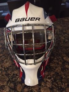 Bauer Goalie Helmet - Junior