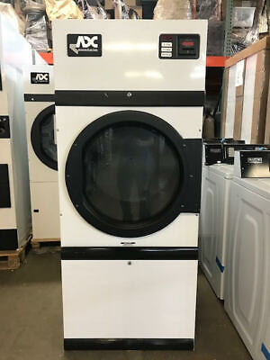Adc Ad-285 30 Lb Capacity Coin Gas Dryer Used