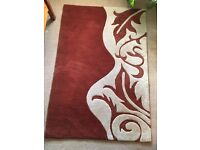 Rug - Wool/Chenille mix
