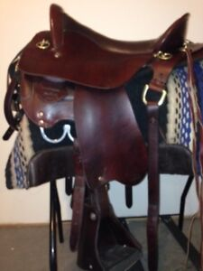 158 Tucker Endurance saddle for sale