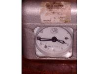 Vintage Pigeon Clocking in Clock