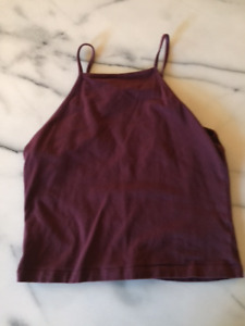 LADIES TOPS FROM GARAGE STORE- CHEAP!!